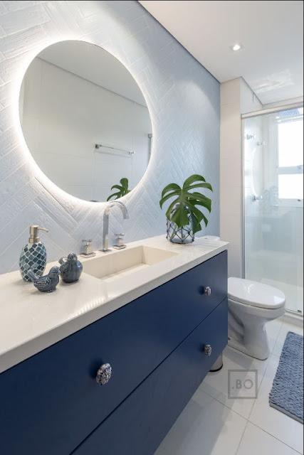decoração-banheiro -atual