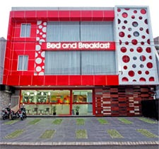 Bed and Breakfast - Surabaya