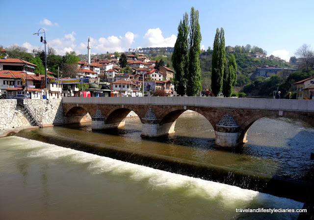 Miljacka River Bank and the Sarajevo Assassination