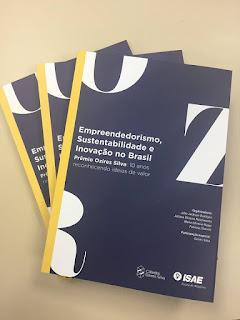 Livro Empreendedorismo, Sustentabilidade e Inovação no Brasil