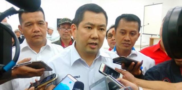 Sebagai Prajurit Ini Alasan Perindo Dukung Jokowi