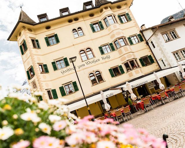 L'albergo 3 stelle Weißes Rößl