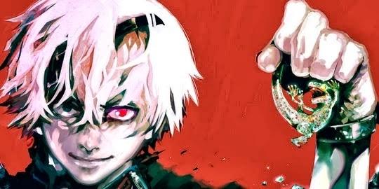 Suivez toute l'actu de Tokyo Ghoul et Tokyo Ghoul:re sur Japan Touch, le meilleur site d'actualité manga, anime, jeux vidéo et cinéma