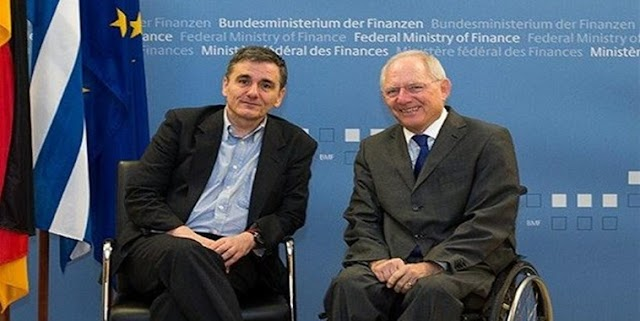 O Σόιμπλε φεύγει, το Eurogroup και η λιτότητα μένουν