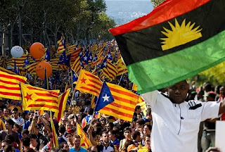Catalonia and Biafra