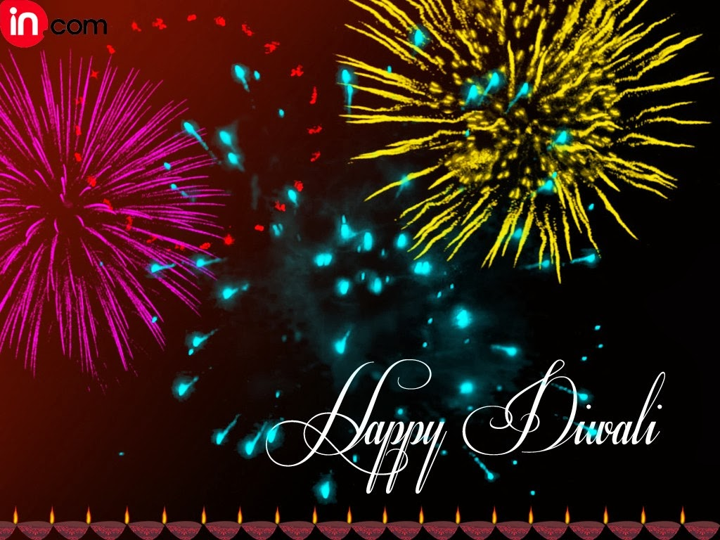 Happy Diwali Fireworks And Crackers Wallpapers