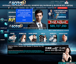 SOTOQQ.COM DOMINO ONLINE, DOMINO QQ, BANDAR Q, BANDAR KIU, ADUQQ