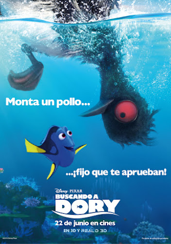 Finding Dory (BRRip 720p Dual Latino / Ingles) (2016)