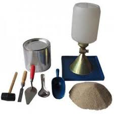 jual sand cone test set 082116690439