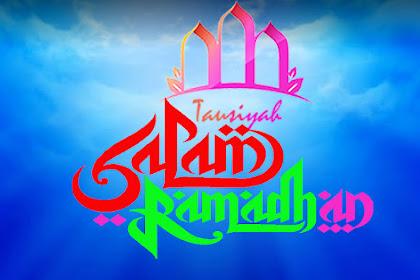 Bagaimana Mengakhiri Ramadhan?