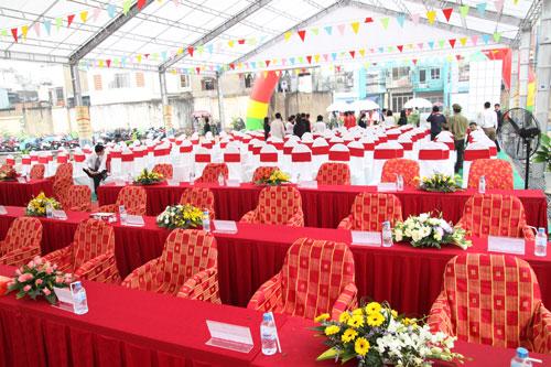 Điều kiện thủ tục thành lập công ty tổ chức sự kiện hà nội