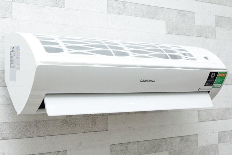 Thiết kế hoàn hảo của máy lạnh Samsung