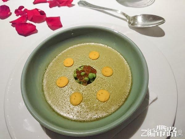 美食食記/台北超有FU的求婚餐廳就在君悅酒店裡的寶艾西餐廳