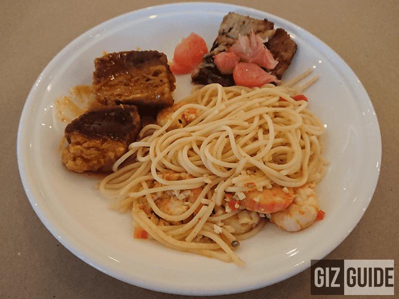 Gourmet mode