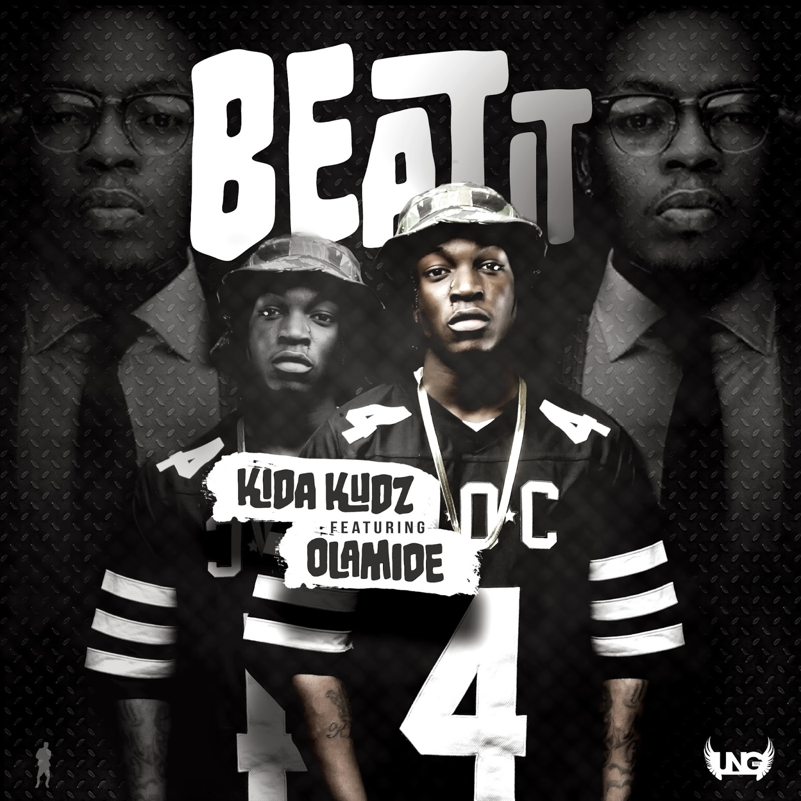 Kida Kudz - Beat It Ft. Olamide[@KidaKinkin , @Olamide_Ybnl]