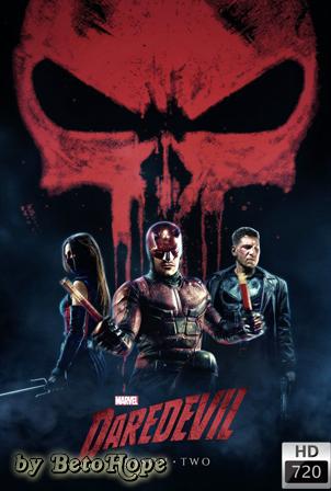 Daredevil Temporada 2 [720p] [Latino-Ingles] [MEGA]