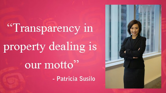 Patricia Susilo - Relieves you from debts faster