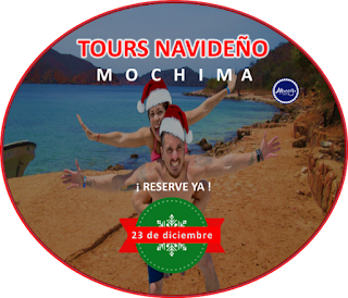 imagenMochima tours navideños