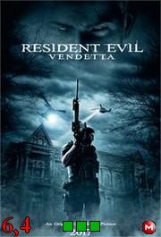 Resident Evil – A Vingança – Dublado