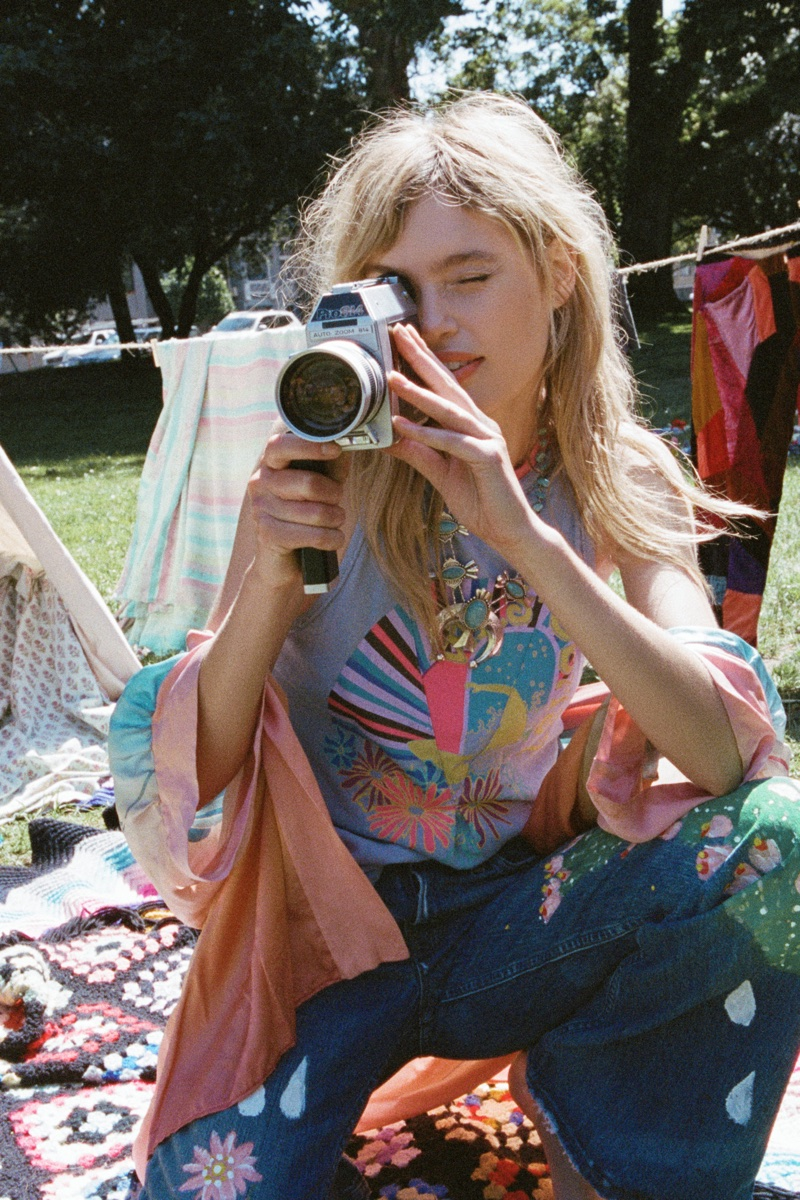 Free People 'Summer of Love' 2017 Lookbook