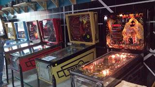 Fliperama Túnel do Tempo: Máquinas Clássicas de Pinball - Ermelino Matarazzo