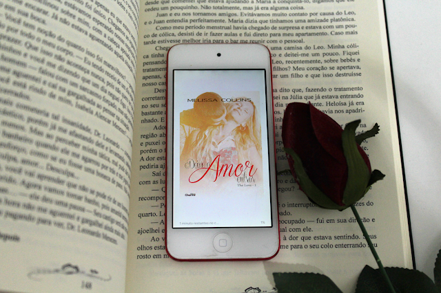 Deixe o Amor Entrar - The Love #01 - Melissa Collins