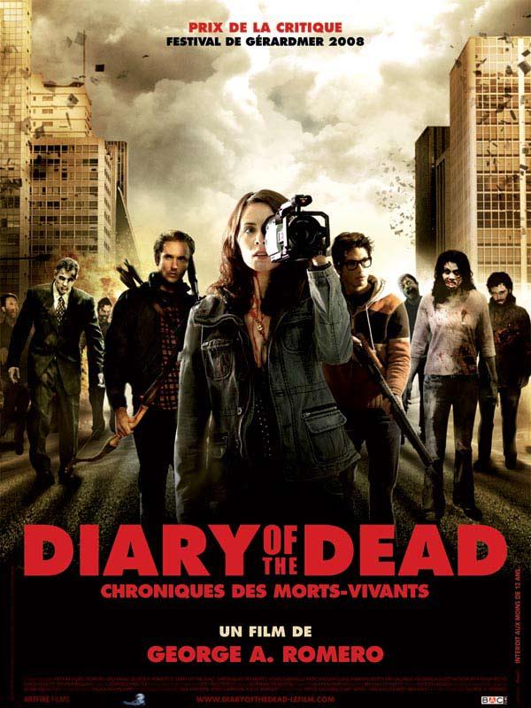 Diary of the Dead ไดอารี่แห่งความตาย [HD][พากย์ไทย]