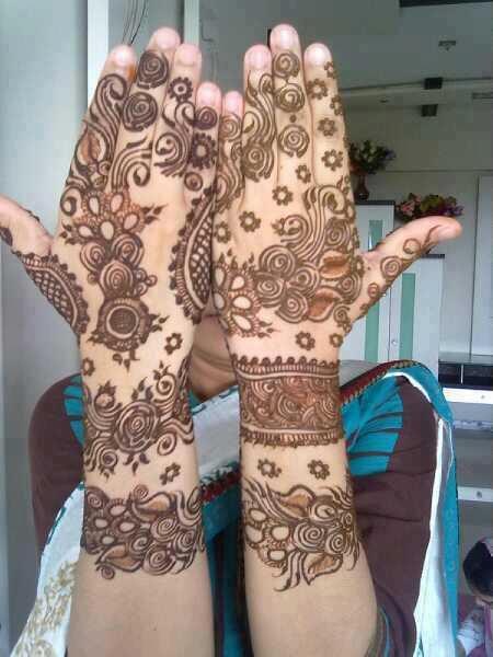New Mehndi Designs For Girls Amp Women Fashion Point