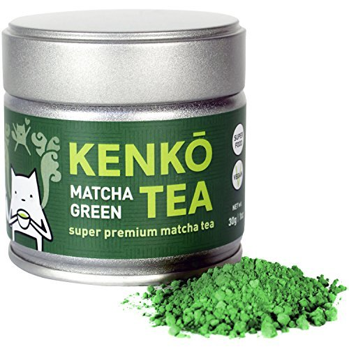 KENKO-Premium Matcha Green Tea Powder