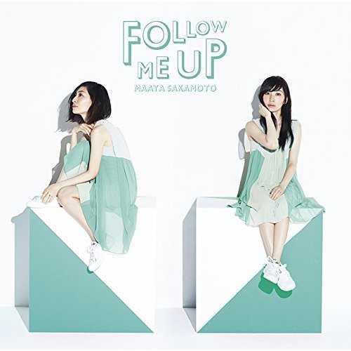 [Album] 坂本真綾 – FOLLOW ME UP (2015.09.30/MP3/RAR)