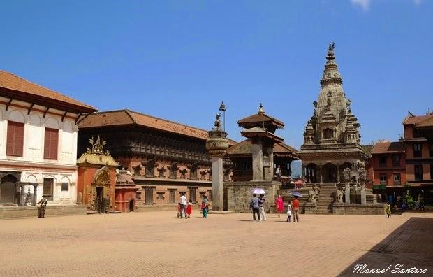Bhaktapur, Durbar Square