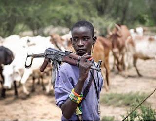 Armed Fulani Herdsman