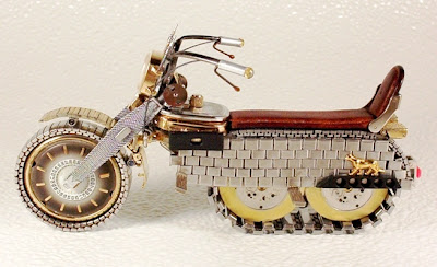 Cool and Creative Creations from Watch Parts (16) 11