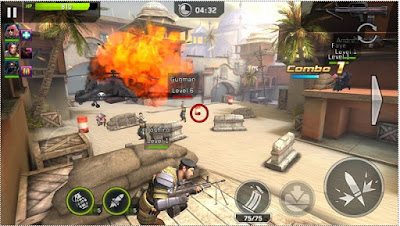 Rival Fire MOD APK+DATA v1.4.7 for Android