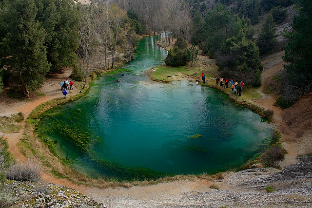 Un Paseo por el Monumento Natural La Fuentona - Soria