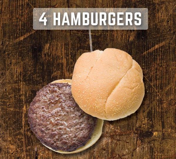 Bbq Hamburgers Food Network