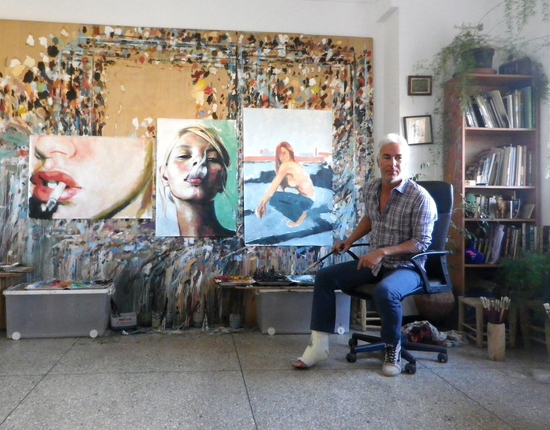 Por Amor Al Arte Thomas Saliot # Muebles Yuste Canete
