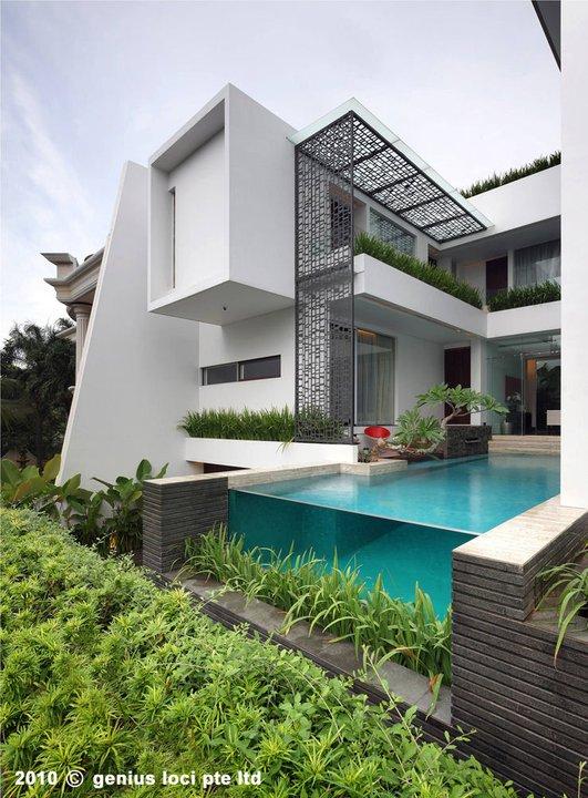 Greatinteriordesig Pinisi House Jakarta Indonesia