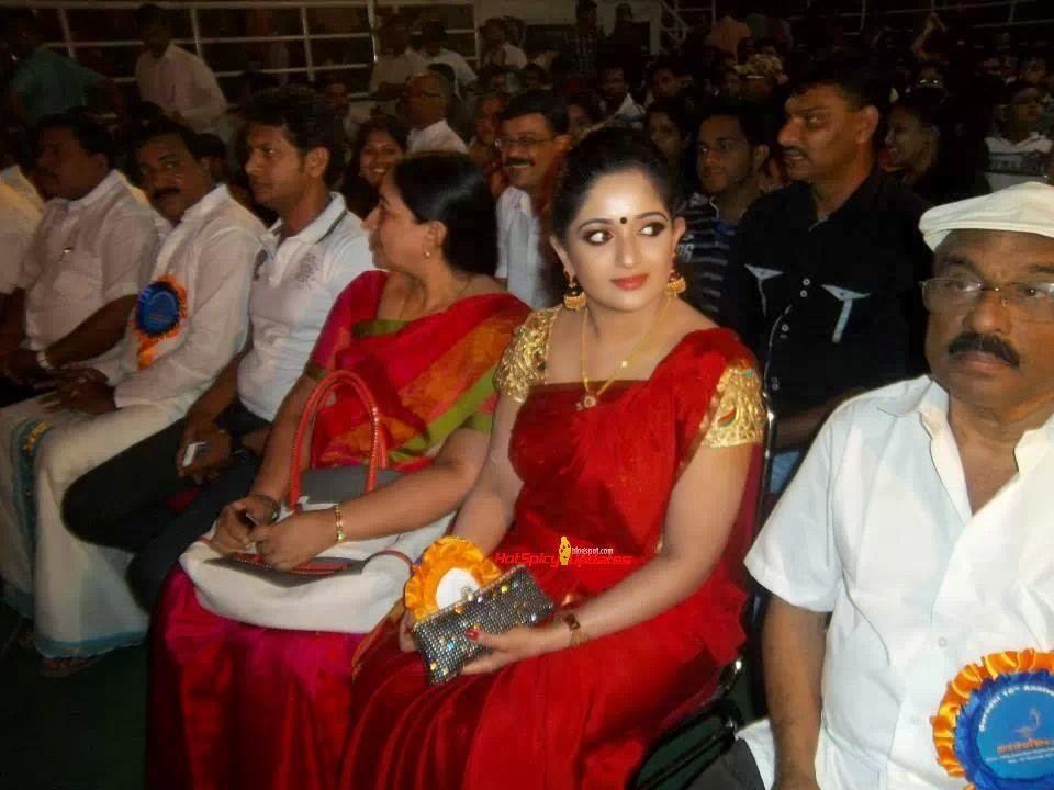 Kavya Madhavan Side View