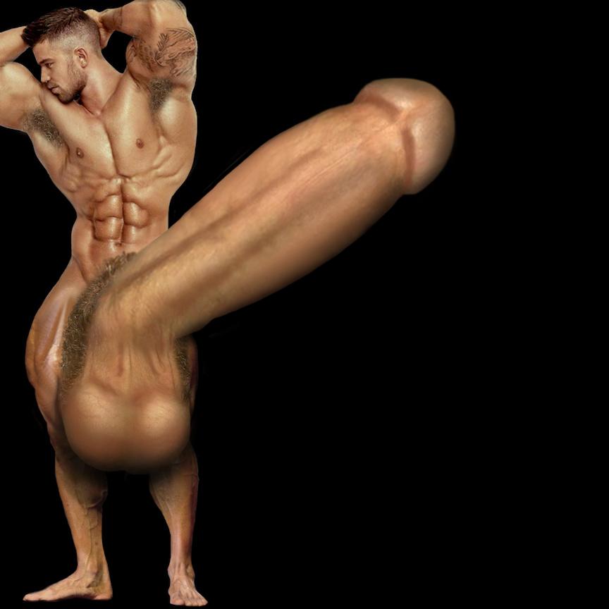 Man Cock Growth Gifs