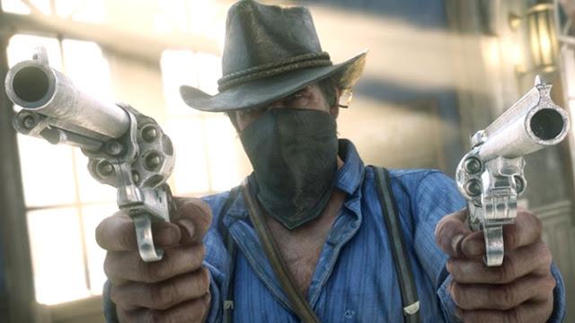 شاهد بالصور تسريب الخريطة الكاملة للعبة Red Dead Redemption 2، إليكم من هنا ..