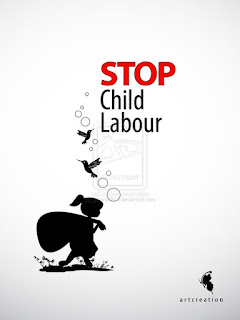 Stop Abusing & pay respect on Job Children