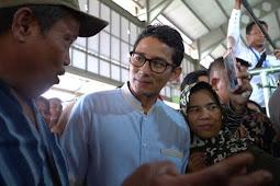 Sandiaga Uno Kunjungi Pasar Induk Duo Jambi