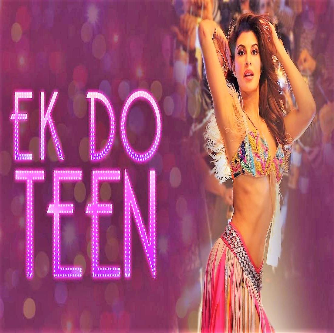 Ek Do Teen Song Baaghi 2 Download Pagalworld: EK DO TEEN Song Ka Lyrics From Movie Baaghi 2 (2018