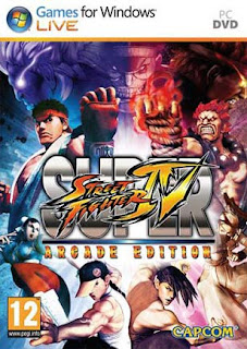 Super Street Fighter IV: Arcade Edition - PC Full + Crack (SKIDROW)