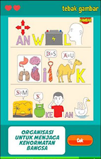kunci jawaban tebak gambar level 45 beserta gambarnya