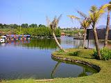 Floating Market Bandung siap menerima pengunjung liburan Natal dan tahun baru 2014 2015