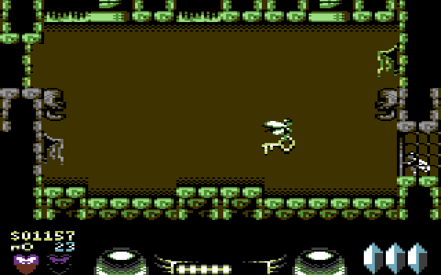 RGCD: Fairy Well Demo Released (C64)