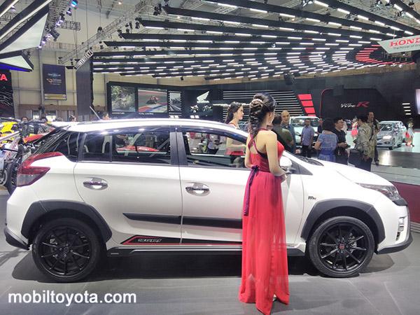 Harga Yaris Liek Toyota Indrapura Surabaya