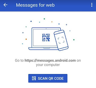Send Text Messages from a Web Browser on Android